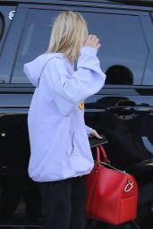 Hailey Rhode Bieber Wears Drew House Mascot Hoodie 03/26/2019