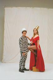 Haley Lu Richardson and Cole Sprouse - Wonderland Magazine Spring 2019