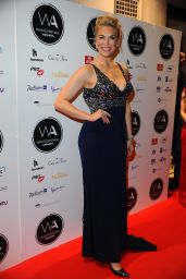 Hannah Waddingham - 2019 WhatsOnStage Awards
