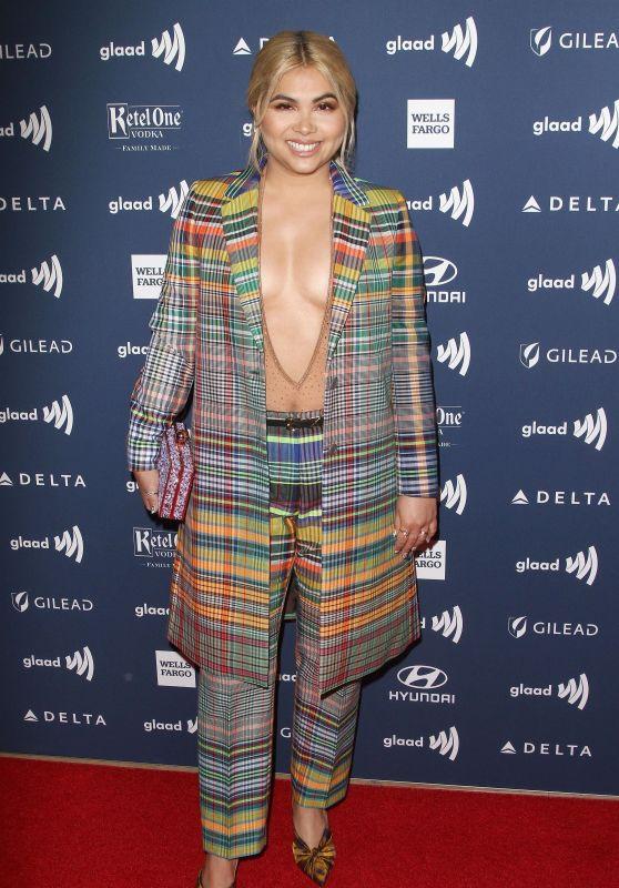 Hayley Kiyoko – 2019 GLAAD Media Awards in Beverly Hills