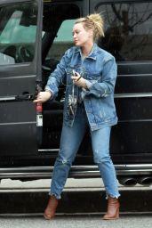 Hilary Duff Street Style 03/20/2019