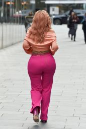 Holly Hagan - Out in Manchester 03/20/2019
