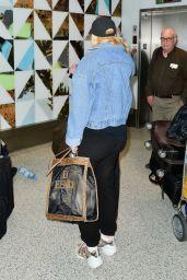 Iggy Azalea in Travel Outfit 03/29/2019