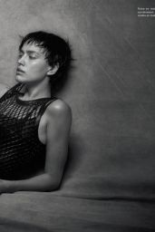 Irina Shayk - Numero Magazine France February 2019 Issue