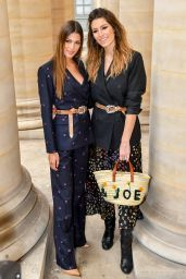 Iris Mittenaere and Laury Thilleman - Paul and Joe Fashion Show in Paris 03/03/2019