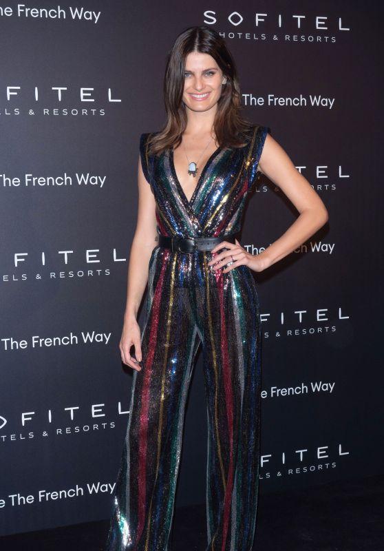Isabeli Fontana – La Nuit Party at Paris Fashion Week 02/28/2019