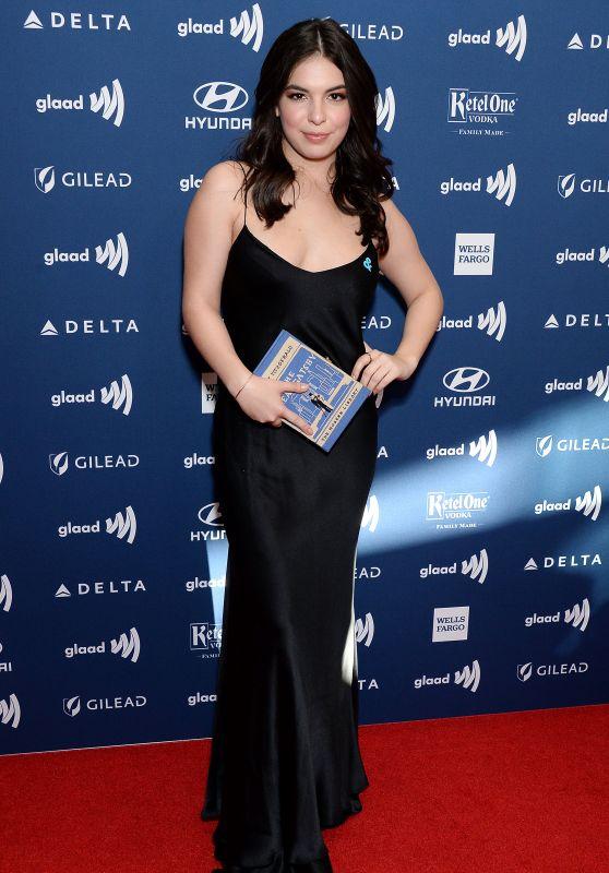 Isabella Gomez - 2019 GLAAD Media Awards in Beverly Hills