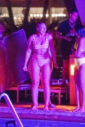 Iskra Lawrence in Bikini 03/25/2019