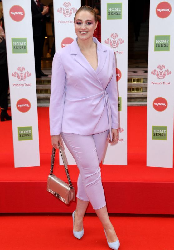 Iskra Lawrence – The Princes Trust Awards 2019