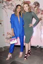 Jamie Chung and Skyler Samuels – Jamie Chung x 42Gold Event in LA 03/20/2019