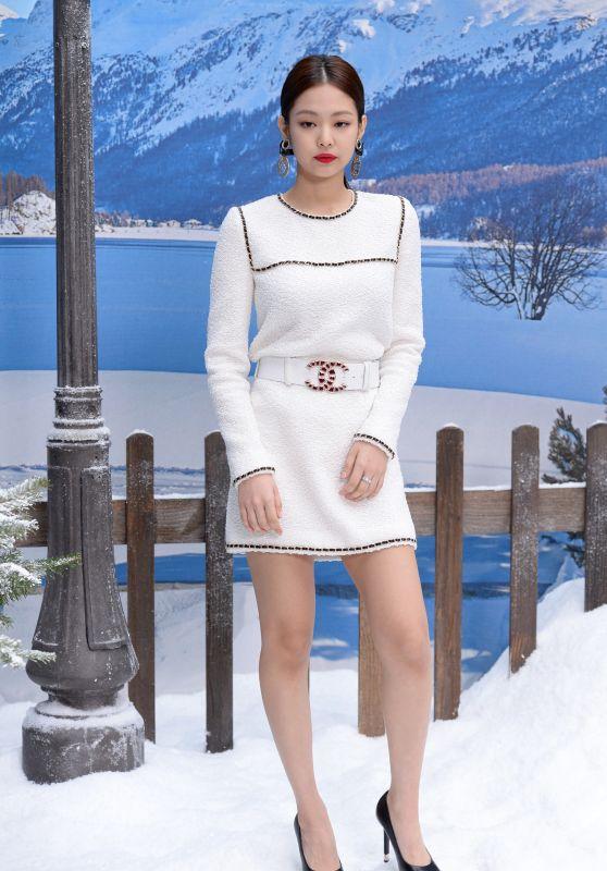 Jennie Kim Chanel Fashion Show In Paris 03 05 2019