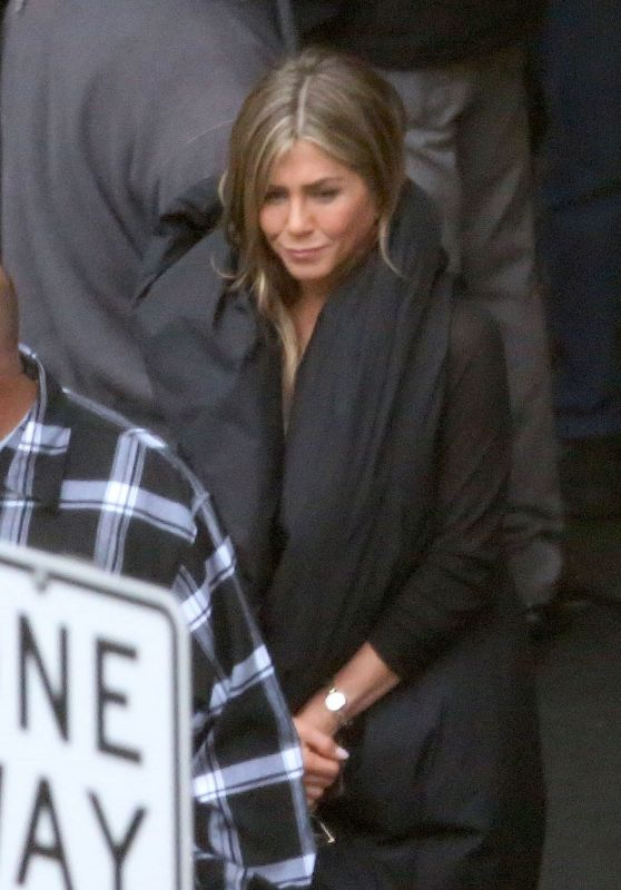 "Jennifer Aniston - ""Murder Mystery"" Set in Los Angeles 03/19/2019"