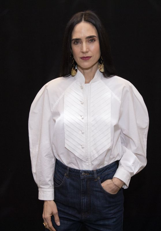 "Jennifer Connelly - ""Alita: Battle Angel"" Press Conference in Beverly Hills"