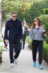 Jennifer Garner And Ben Affleck - Los Angeles 03/19/2019