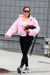 Jennifer Garner - Arriving at Her Boxing Class in Brentwood 03/11/2019