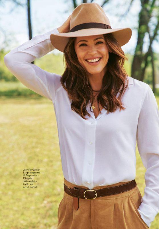 Jennifer Garner - Grazia Magazine Italia March 2019 Issue