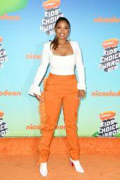 Jennifer Hudson – Nickelodeon Kids' Choice Awards 2019