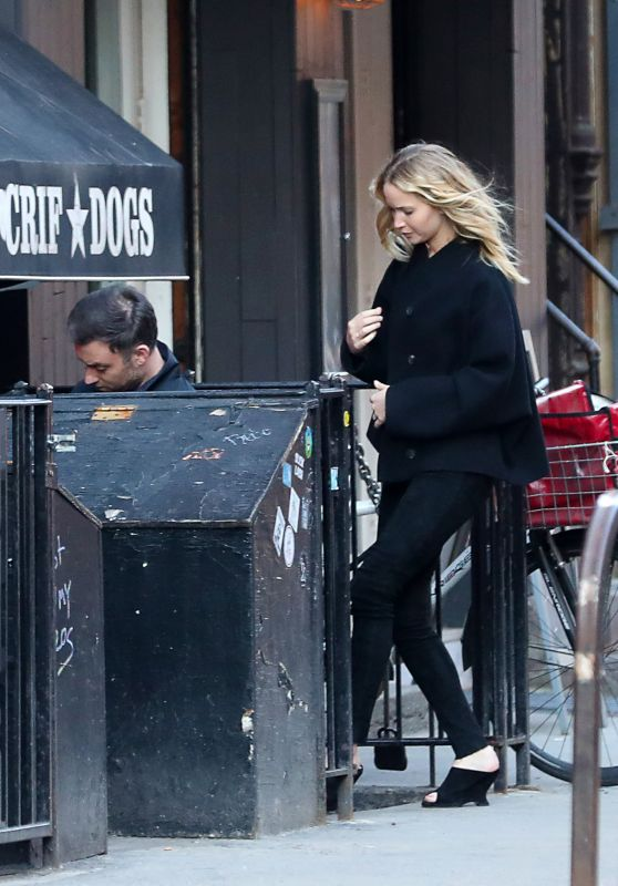 Jennifer Lawrence - St Patrick's Day in New York 03/17/2019