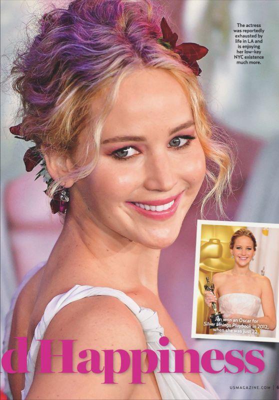 Jennifer Lawrence - Us Weekly April 2019