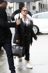 Jennifer Lopez - Heading to a Studio in NYC 03/21/2019