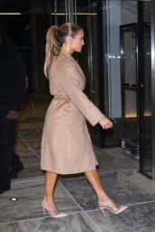 Jennifer Lopez Night Out - NYC 03/21/2019
