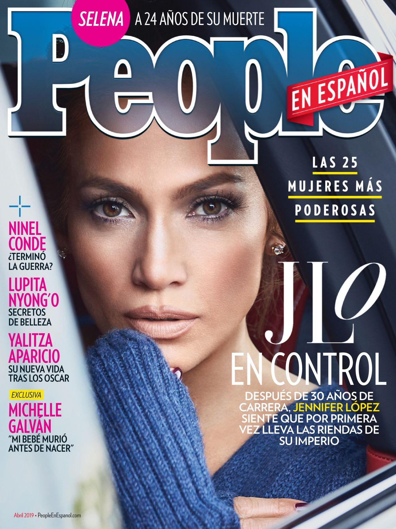 april jennifer lopez espanol cover most spain magazines peoples influential baez nicaraguan picky daisy among spanish hawtcelebs celeste