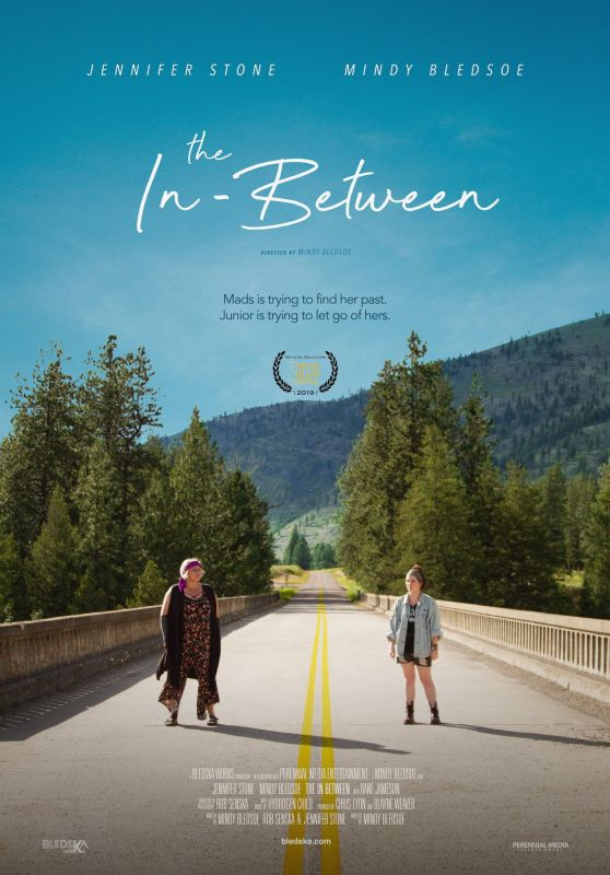 """Jennifer Stone - """"The In-Between"""" Poster"""