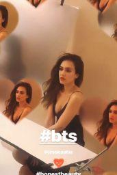 Jessica Alba - Photoshoot BTS 03/02/2019