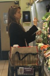 Jessica Alba - Shopping at Whole Foods Market in Beverly Hills 03/09/2019