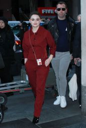 Joey King - Arriving to Appear on Today Show in NYC 03/14/2019