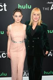 """Joey King – """"The Act"""" Premiere in New York 03/14/2019"""