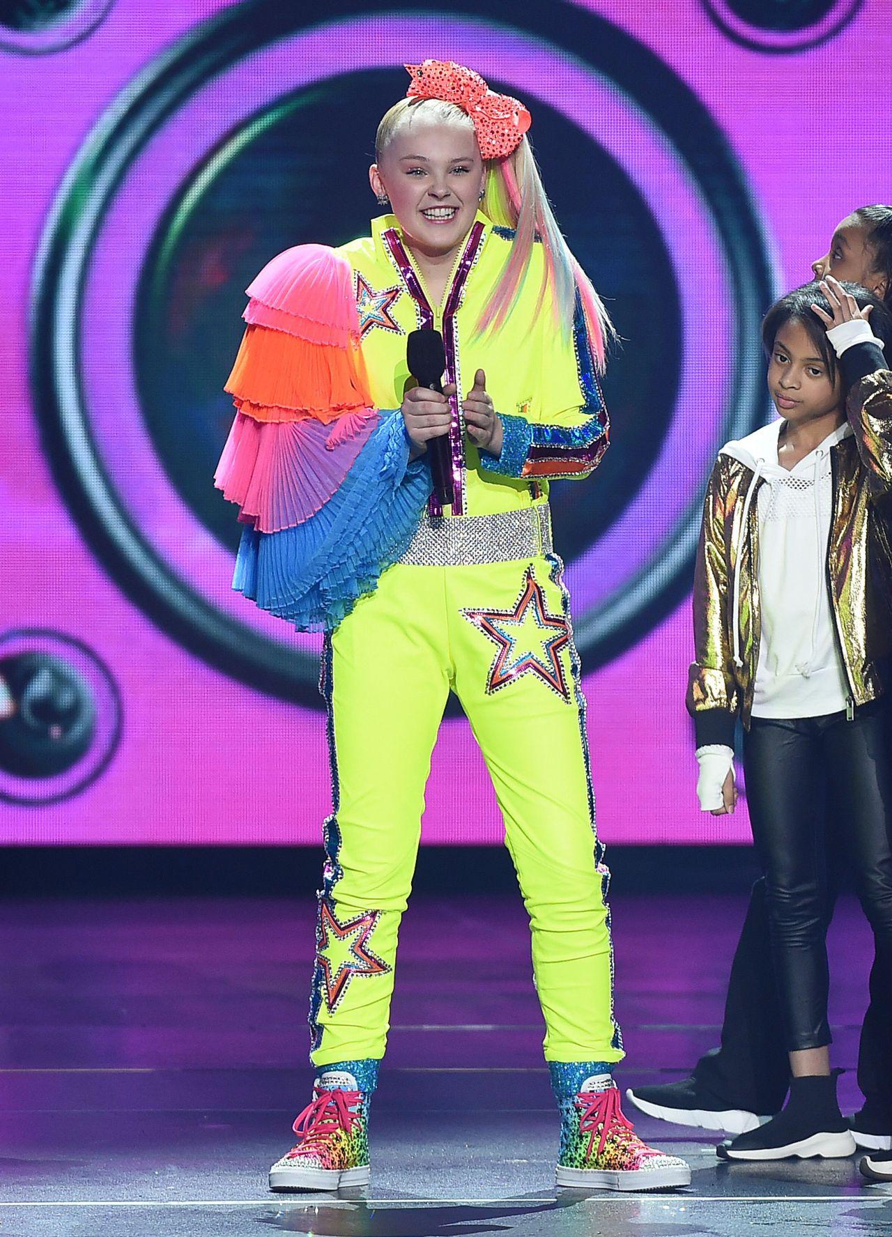 Jojo Siwa Kids Choice Awards 2019