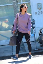 Jordana Brewster - Out in Beverly Hills 03/12/2019