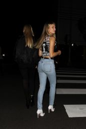 Josie Canseco Night Out Style 03/21/2019