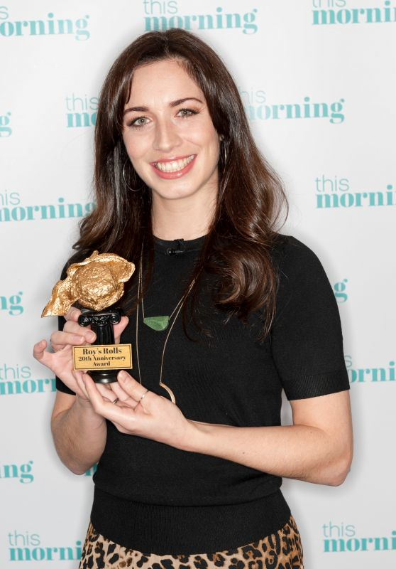 Julia Goulding - This Morning TV Show in London 03/04/2019
