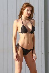 Julia Pereira - Bikini Photoshoot in Miami 03/01/2019