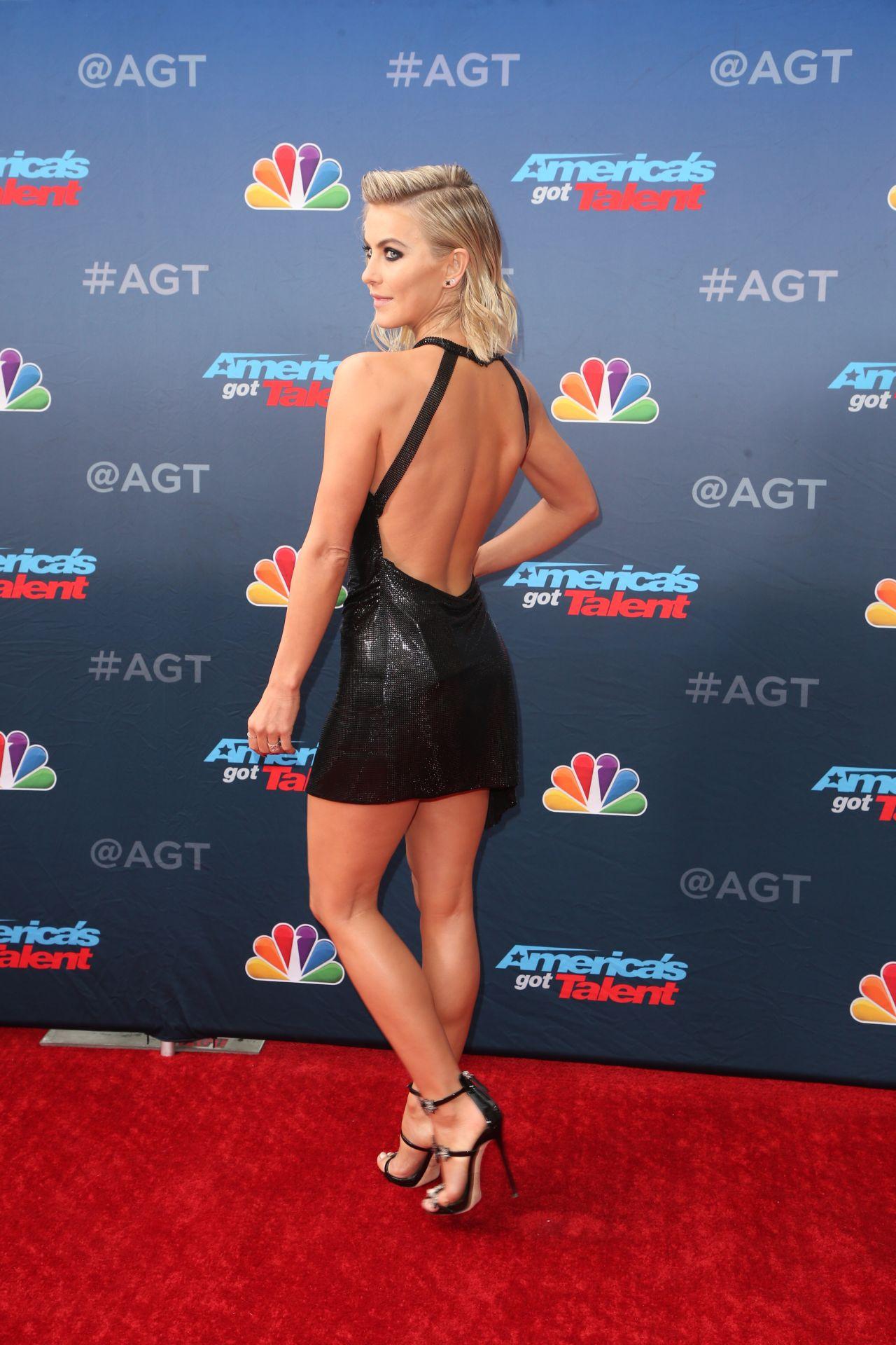 Julianne Hough America S Got Talent Season 14 Red Carpet