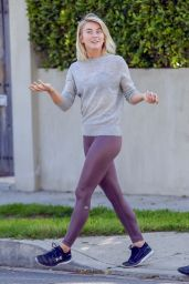 Julianne Hough in Spandex 03/25/2019