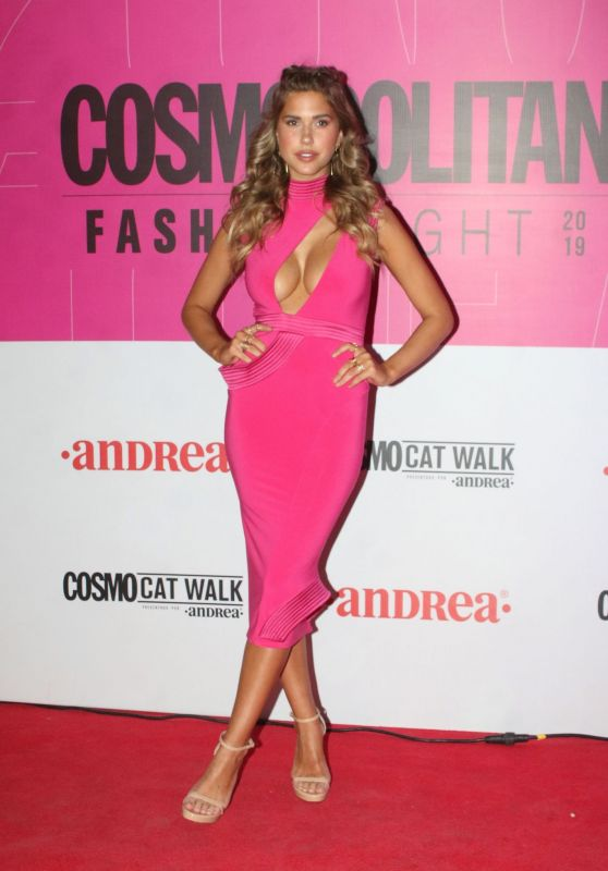 Kara Del Toro - Cosmopolitan Fashion Night Red Carpet in Mexico City 03/12/2019