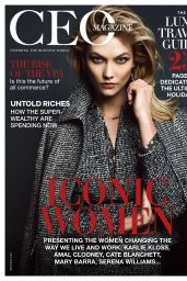 Karlie Kloss - CEO Magazine March 2019 Issue