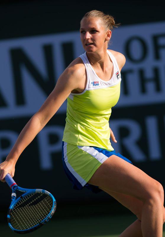 Karolina Pliskova – Indian Wells Masters 03/08/2019