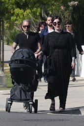Kat Von D With Her Husband Rafael Reyes 03/30/2019