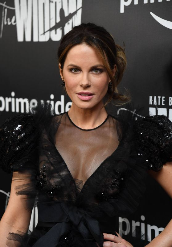 "Kate Beckinsale - ""The Widow"" Premiere in NYC"
