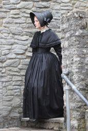 """Kate Winslet and Saoirse Ronan - """"Ammonite"""" Set in Lyme Regis 03/11/2019"""