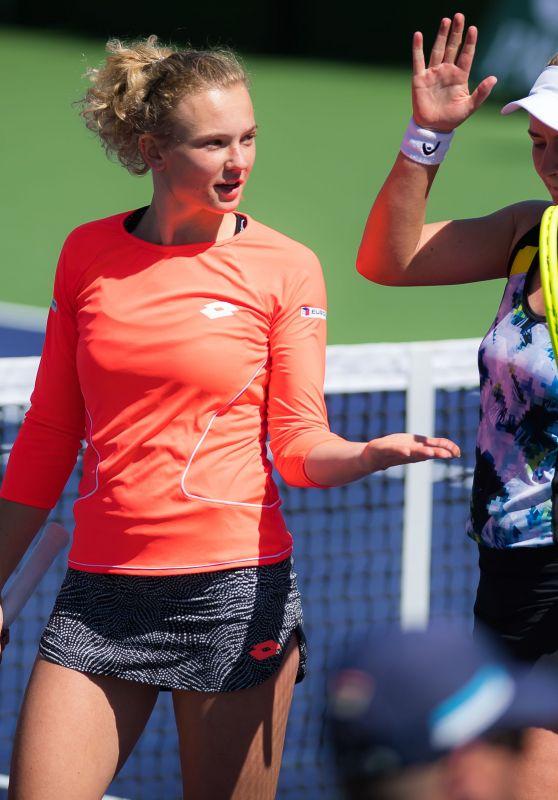 Katerina Siniakova – Indian Wells Masters 03/13/2019