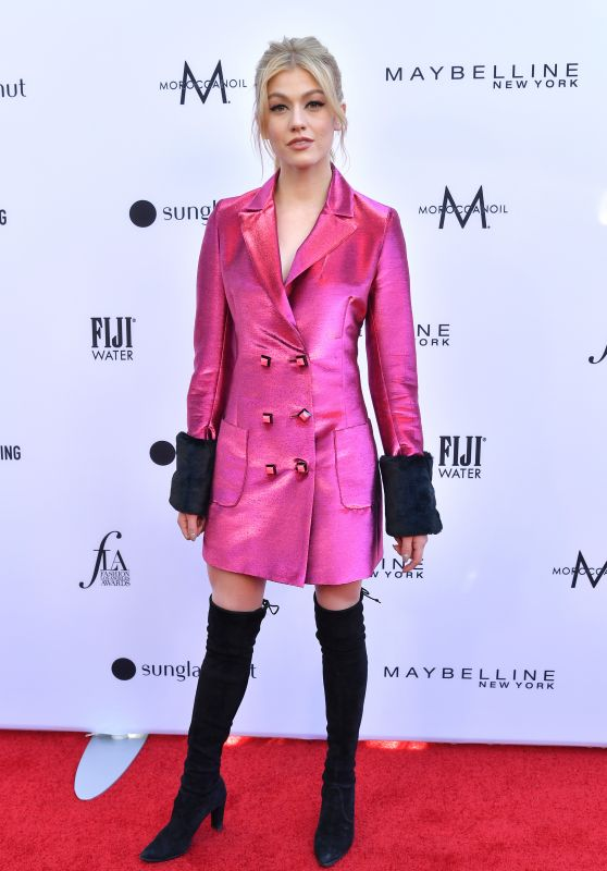 Katherine McNamara - The Daily Front Row Fashion Awards 2019