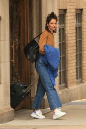 Katie Holmes - Out in New York City 03/15/2019