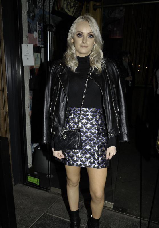 Katie McGlynn – USE App Launch Party in Mnachester 03/08/2019