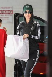 Katy Perry in Workout Gear 03/03/2019