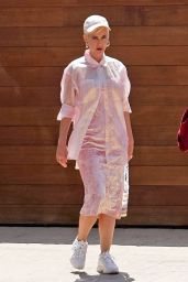 Katy Perry Street Fashion 3/24/2019
